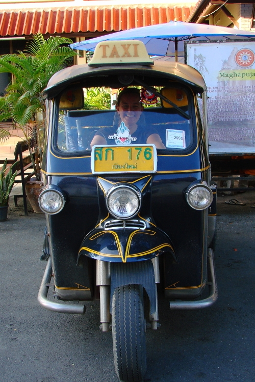 Paul Collins Best Tuk Tuk Tours