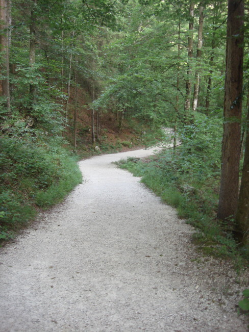 Hiking trails in Berchtesgaden National Park
